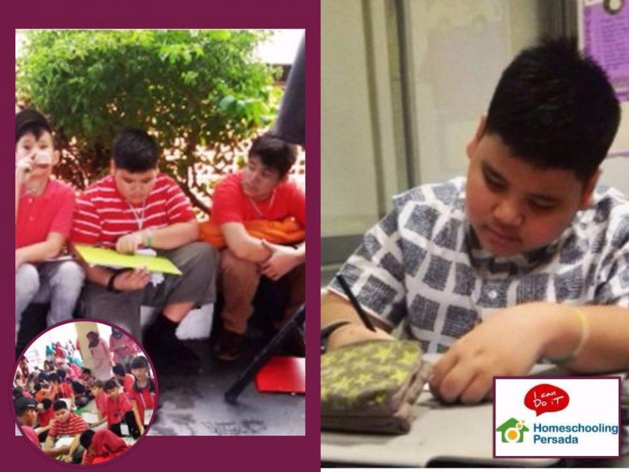 Raffa 3/ Homeschooling Persada