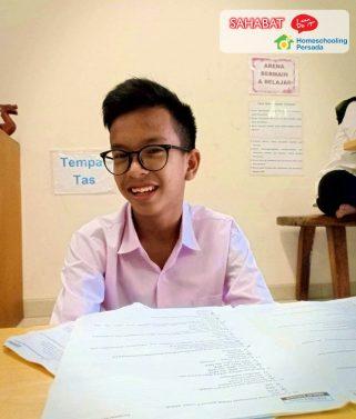 Homeschooling Persada; Rumah Belajar Persada; Sahabat HS