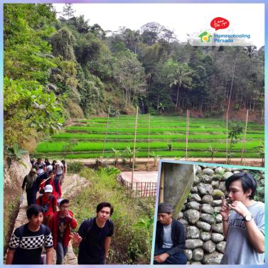 Homeschooling Persada; Rumah Belajar Persada; Kampung Naga