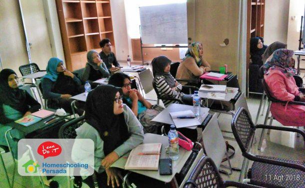 Belajar lewat Film ;  Homeschooling Persada; Rumah Belajar Persada