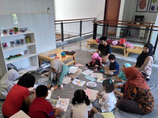 Homeschooling Persada Rumah Belajar Persada Komunitas Seni Credo